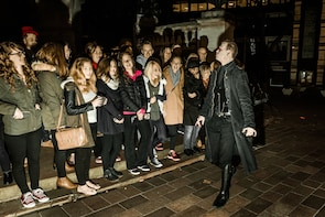 The Famous Shiverpool Hope Street Shivers Ghost Tour