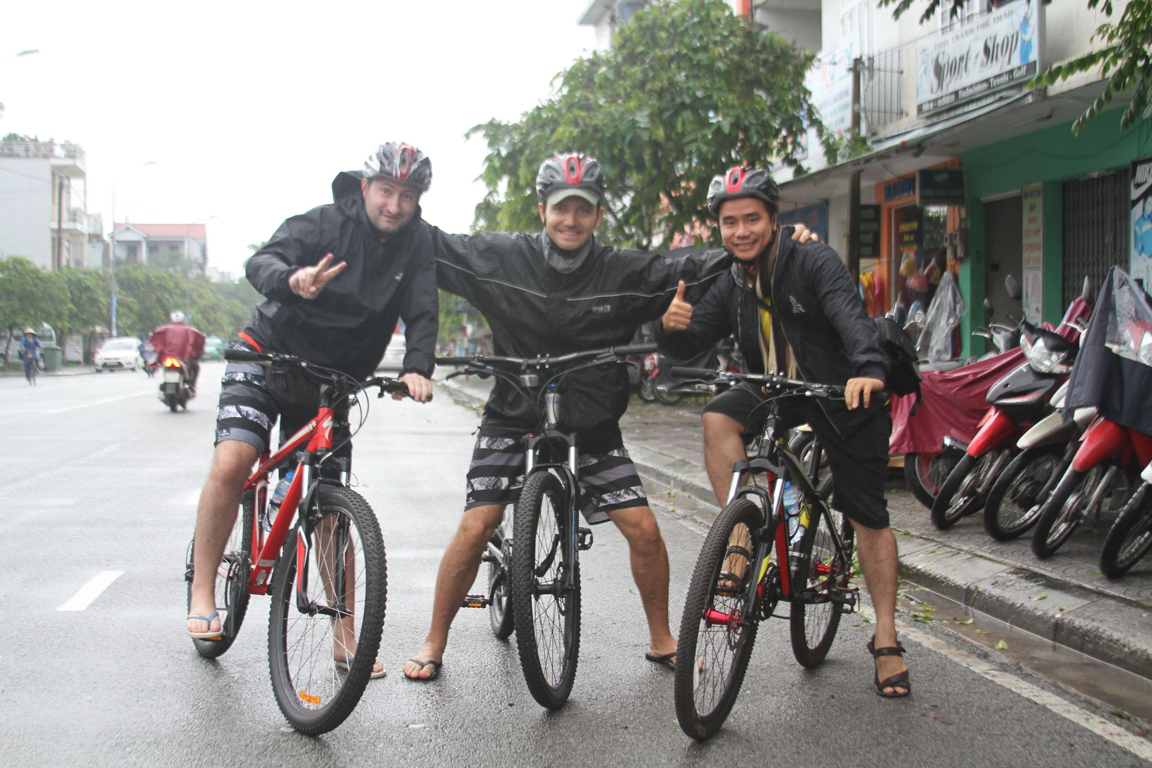 Hue Biking Tour to Meet Artisans