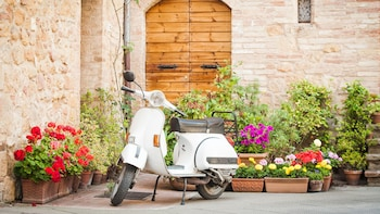 Vespa experience on Chianti roads from Florence