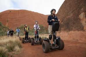 Uluru mit dem Segway inklusive Rücktransfer zum Resort