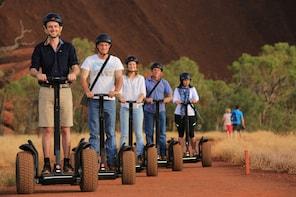 Uluru mit einem Segway – Fahrt mit dem eigenen Auto zum Uluru