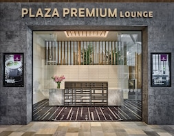 Plaza Premium Lounge at Brisbane Airport