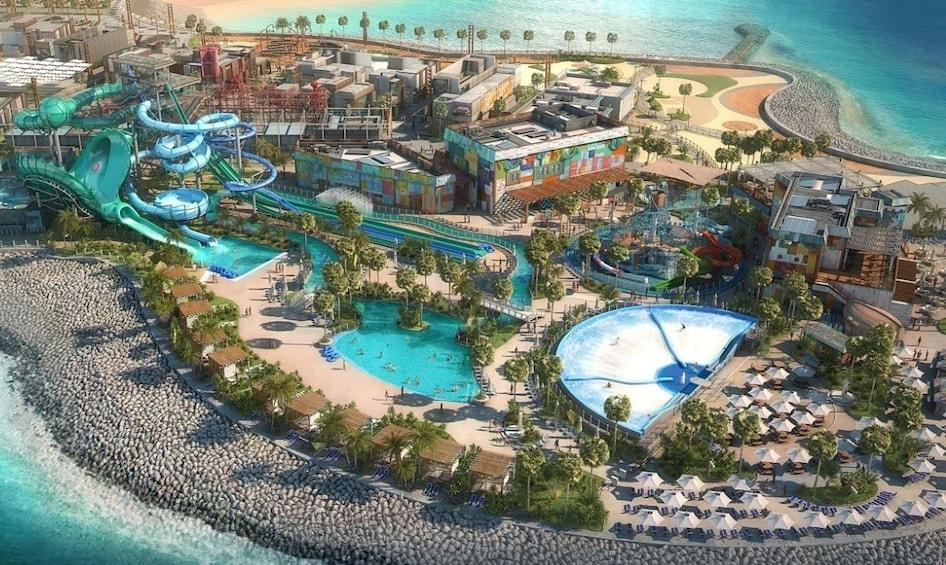 Show item 1 of 8. Laguna Water Park in Dubai, United Arab Emirates