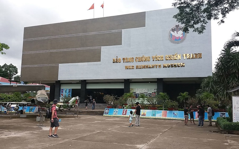 Show item 2 of 3. War Remnants Museum in Ho Chi Minh City