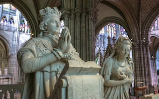 Necropolis of the Kings & Queens – the Basilica of St Denis