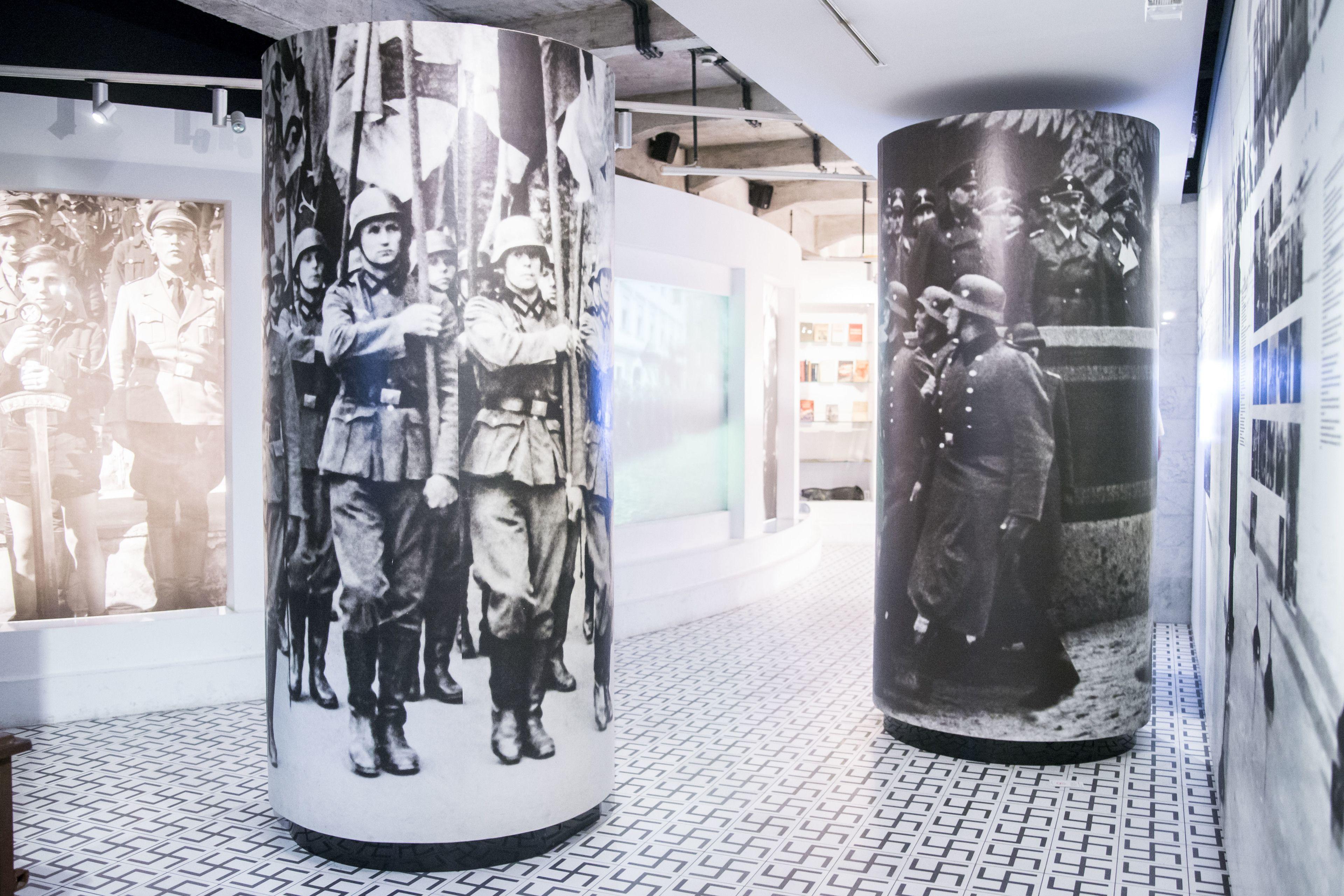 Schindlerin tehdas – museolippupaketti – siirry jonon ohi