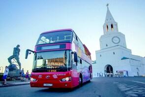 Visite de Kazan en bus à arrêts multiples
