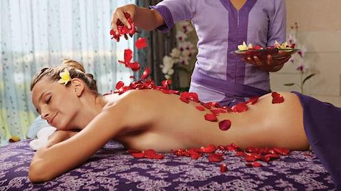 Aromatherapy Body Massage at Halo Bali spa