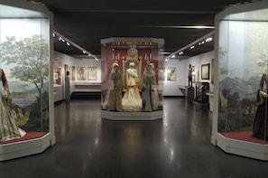 Entrance Ticket for Benaki Museum of Greek Culture