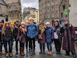 JK Rowling's Edinburgh a 3.5 hour Harry Potter walking tour