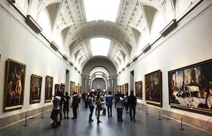 Skip-the-Line Prado Museum PRIVATE Guided Museum Tour