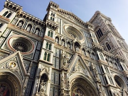 History of Florence, Michelangelo's David & Duomo Private Guided Walking To...