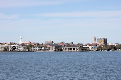 City of Charleston as seen from the water
