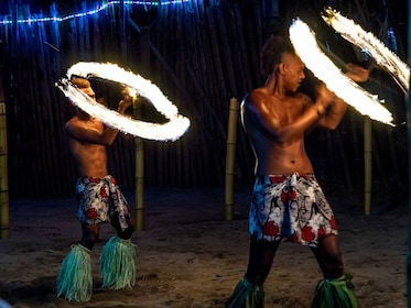 Fijian Culture Village Tour with Fijian Meke & Lovo Lunch - Coral