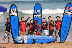 Surfing Lesson by Dekom with Spa at Grand Inna Kuta Spa