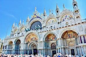 Byzantine Venice: Walking tour & St Mark's Basilica