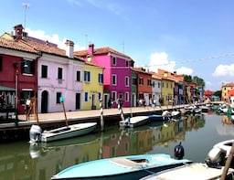 Venice: Half-Day Tour to Murano and Burano