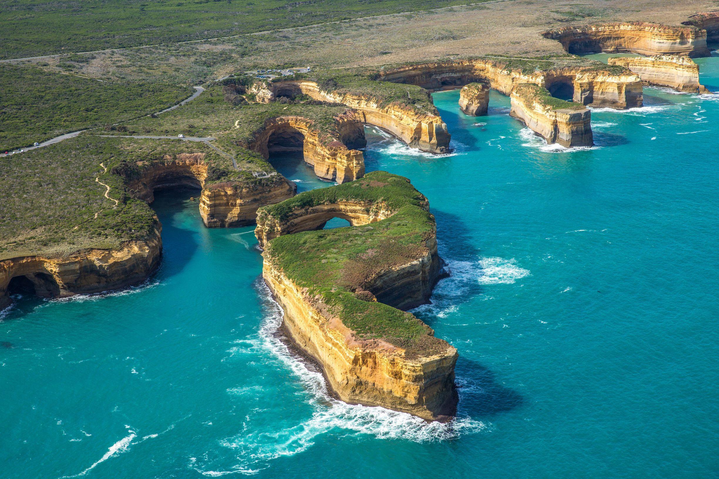 Great Ocean Road Road in Australia