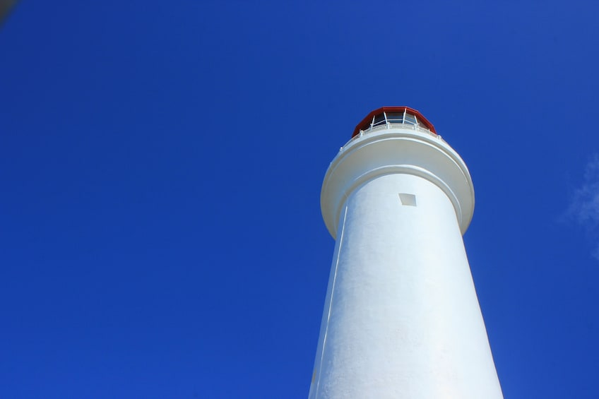 Show item 2 of 5. Lighthouse in Victoria, Australia