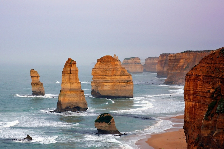 Show item 1 of 5. The Twelve Apostles by the Great Ocean Road in Victoria, Australia