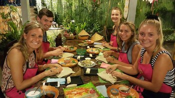 Chiang Mai Small Group Garden Cooking Class (Half-Day)