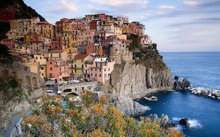 Cinque Terre Boat Cruise with Appetiser & Lunch