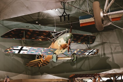 Smithsonian National Museum of Air & Space Guided Tour Washington DC Semi-Private Tour Private Tour Babylon Tours23.JPG
