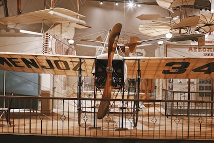 Smithsonian National Museum of Air & Space Guided Tour Washington DC Semi-Private Tour Private Tour Babylon Tours7.JPG