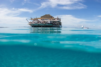 Cloud 9 Fiji Day Trip Including Food and Beverage Voucher
