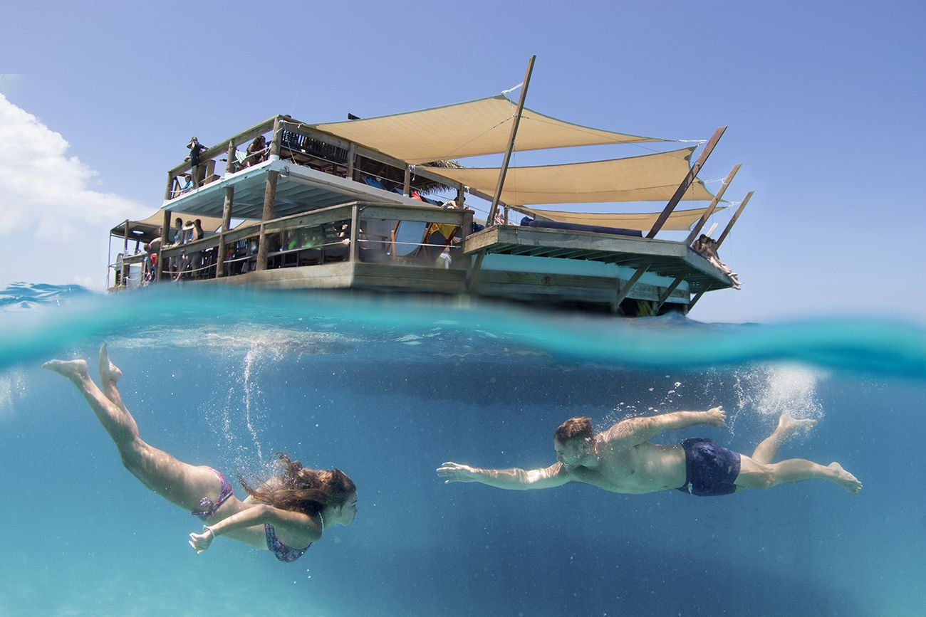 Cloud 9 Fiji Day Trip Including Food and Drink Voucher