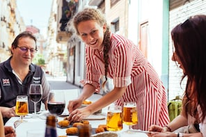 Private Spanish Food Tour with 10 Tastings in Valencia