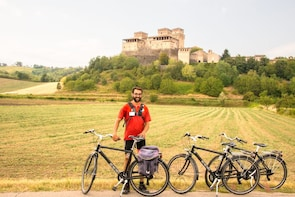 Half Day Bike Tour in Parma with Food Tasting