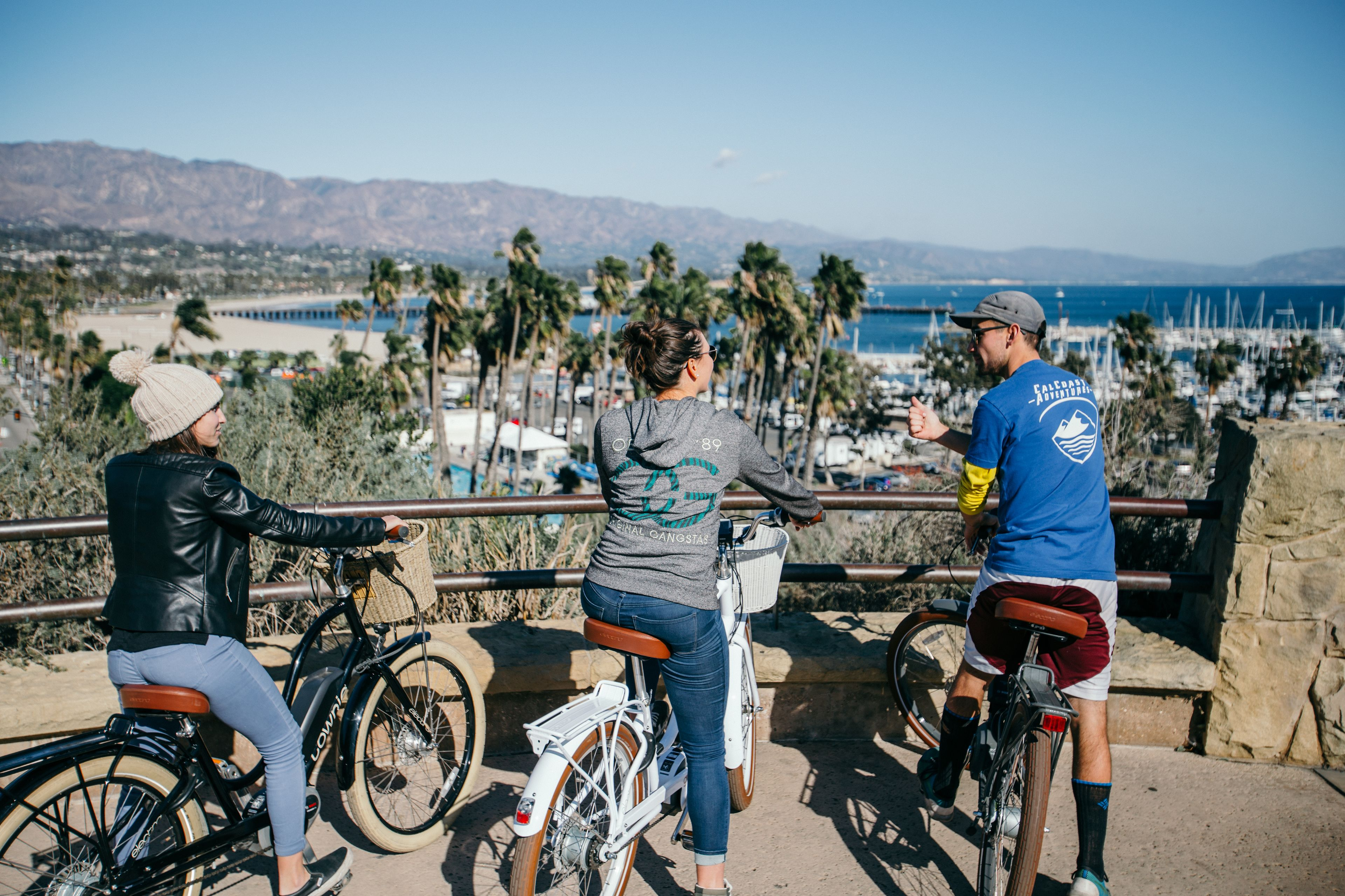 Electric Bike Tour of Santa Barbara