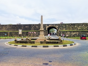 Monument in Galle