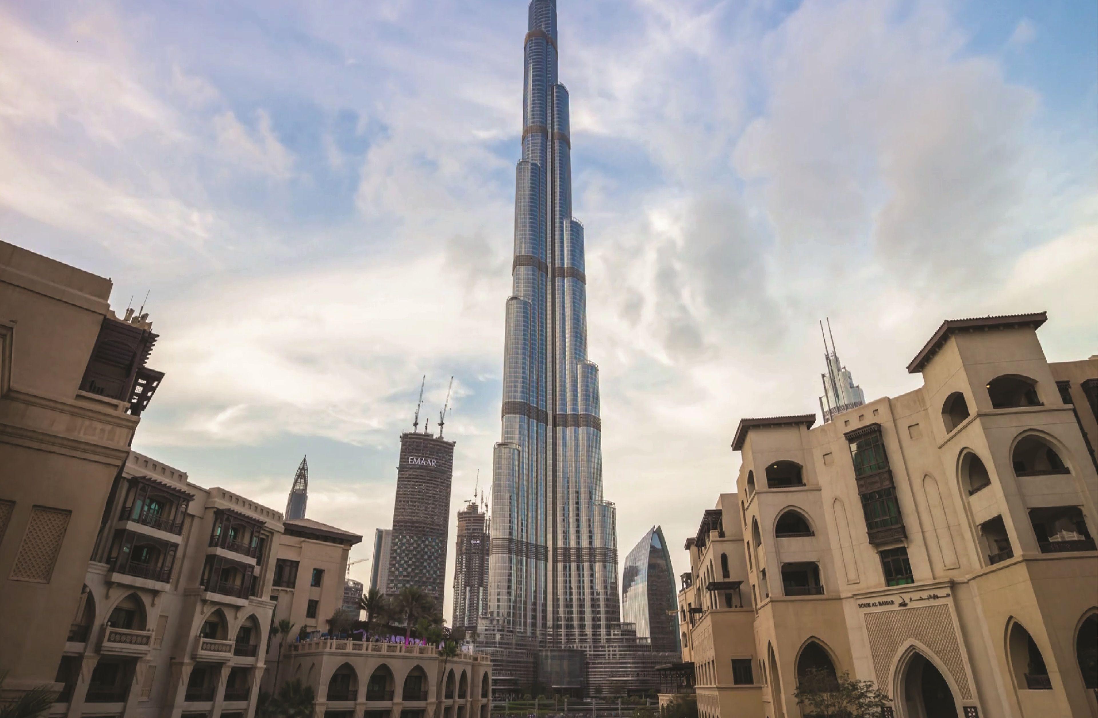 Dubai half day tour with Burj Khalifa from Dubai