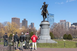 Boston History & Highlights Small Group Tour