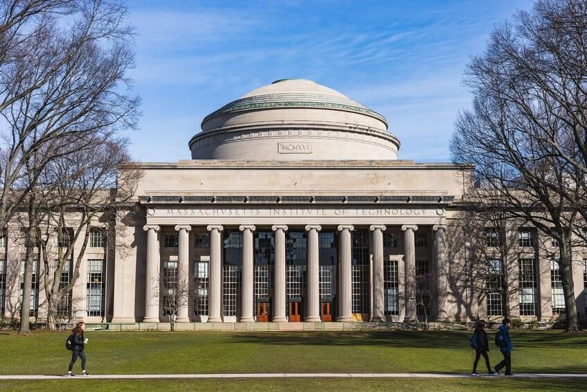 Show item 5 of 6. MIT in Boston
