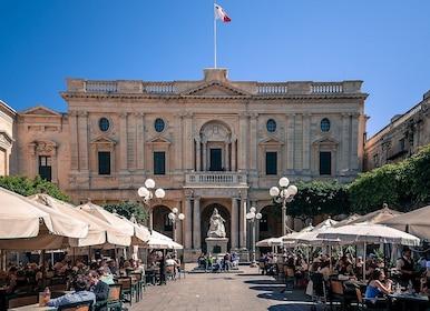 Capitol building of Valletta, Malta