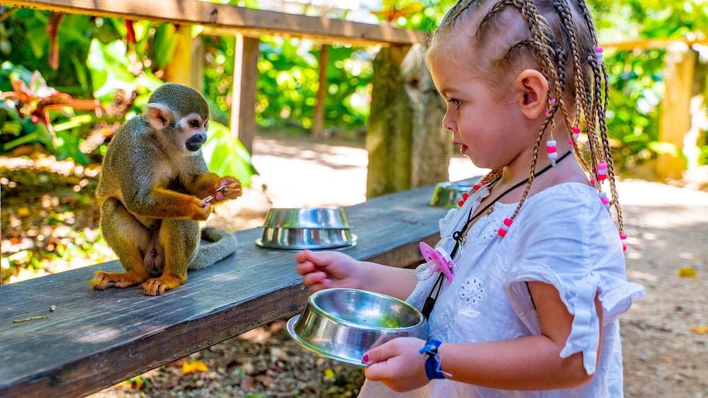 Monkeyland & Plantation Safari from Punta Cana
