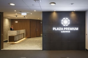 Melbourne Airport Plaza Premium Lounge