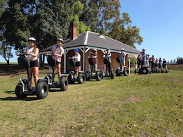 Armoury Segway Adventure Tour at Sydney Olympic Park