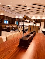 Plaza Premium Lounge at King Fahd International Airport