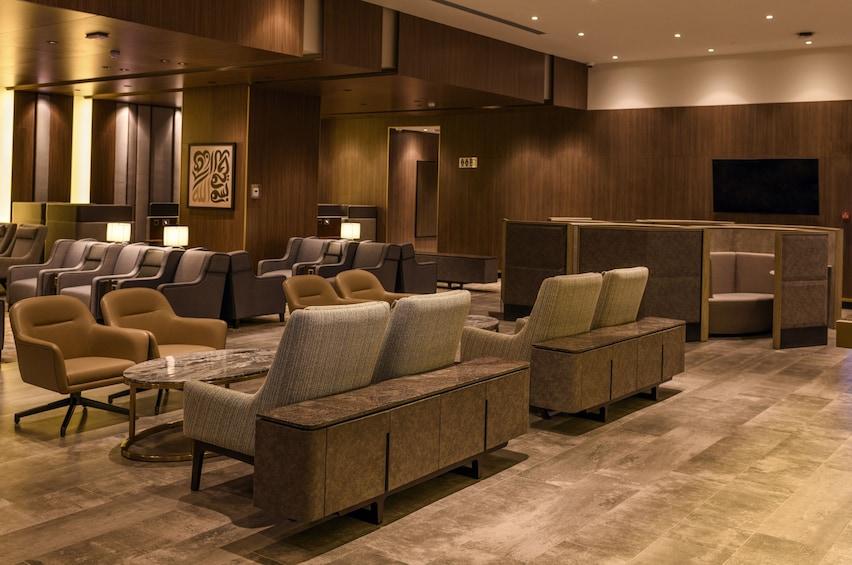 Plaza Premium Lounge at King Fahd International Airport