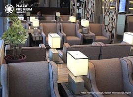 Plaza Premium Lounge at Salalah International Airport