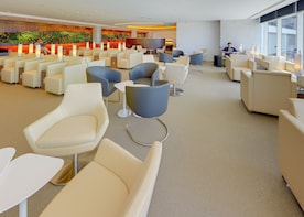 Skyteam Lounge at Sydney Airport (SYD)