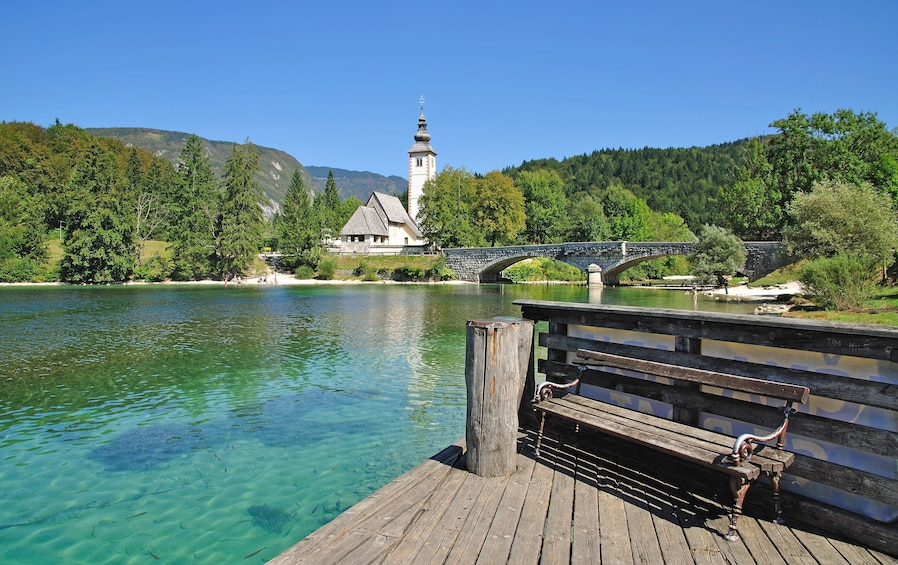 Show item 6 of 6. Lake Bled in Slovenia