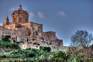Rabat, Mdina & San Anton Gardens Guided Tour
