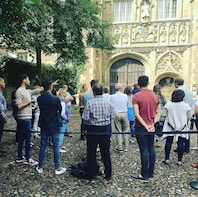 Private Student Guided Walking Tour of Cambridge University