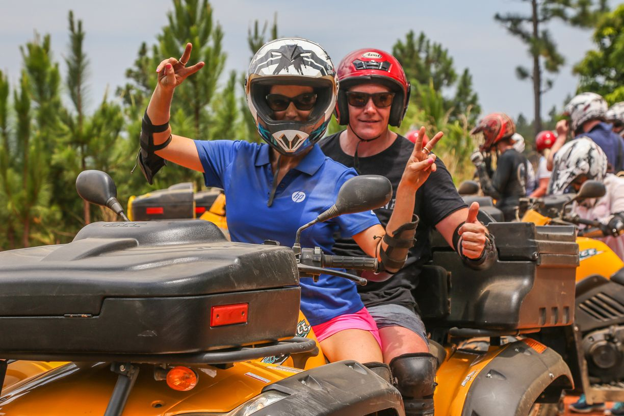 Play Dirty Quad Bike Tour with Go Dirty