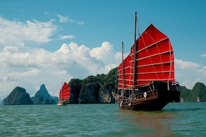 Day Cruise with June Bahtra Signature Cruise in Phuket
